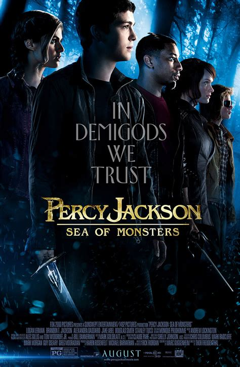 percy jackson sea  monsters   trailer