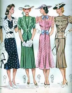 Thirties Fashion - Fashionsizzle