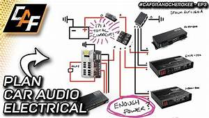 How To Plan Car Audio Electrical System Wiring