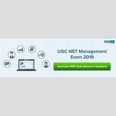 Ugc Net Management 2019 Exam  Syllabus, Books, Papers & Experts Tips