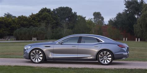 Buick Sedan by Buick Avenir Luxury Sedan Concept