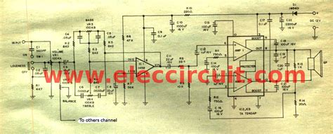 Taap Circuit Watts Stereo Integrated Amplifier