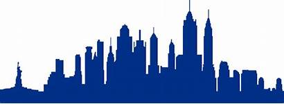 Skyline Silhouette Cleveland Clip Clipart Library Transparent
