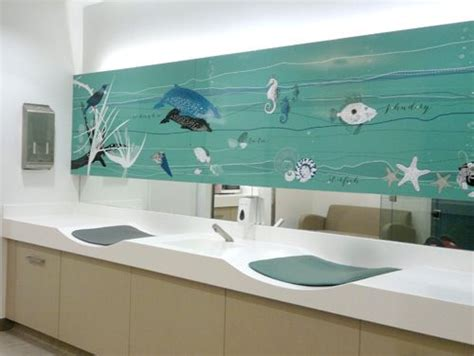 wall graphics bayfair shopping centre parents room duffy