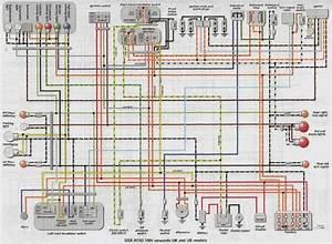 Amazing 98 Suzuki Gsxr 600 Wiring Diagram 2018