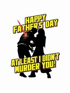Happy Father's Day Mug, Inspired By Star Wars - Buy Online ...