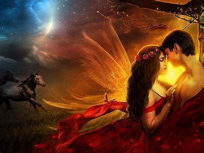 Fantasy Romance Awaited Wallpapers13