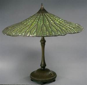 tiffany and other art glass herbert f johnson museum of art With leaf floor lamp chocolate bronze effect