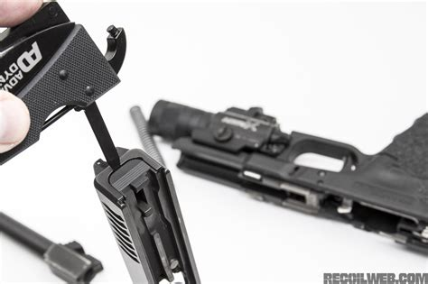 review gtx glock multi tool recoil