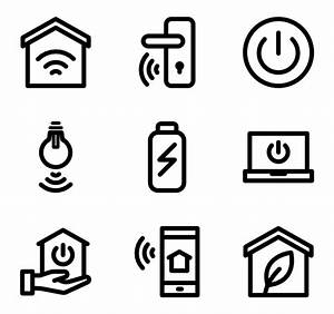 Smart Home Icon : smart home icons 416 free vector icons ~ Markanthonyermac.com Haus und Dekorationen