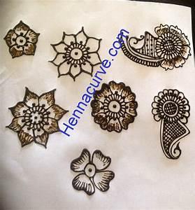 Mehndi Designs For Beginners Step By Step - Flowery Henna ...