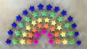Stern Basteln Anleitung Papier : origami stern basteln mit papier geschenke selber machen ~ Lizthompson.info Haus und Dekorationen