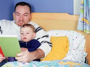 Sweet dreams, bedtime story? Many parents skip nightly ...