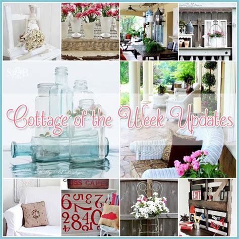 cottage style home decor marceladick cottage of the week updates home decor garden decor and more gardens cottage style and