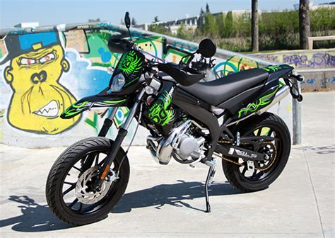 kit deco derbi xtrem