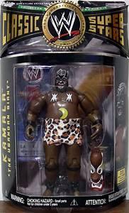 Kamala Action Figure WWE Classic SuperStars Series 9