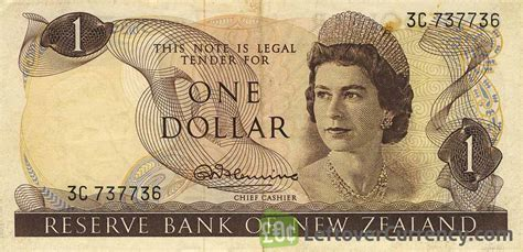 currency converter nz 1 new zealand dollar series 1967 exchange yours for