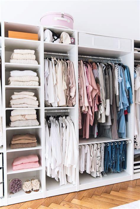 Begehbarer Kleiderschrank Pax by Mein Begehbarer Kleiderschrank Offener Kleiderschrank