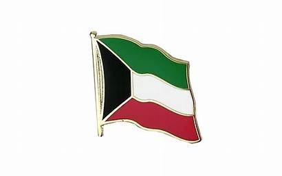 Kuwait Flag Lapel Flags Royal 1111