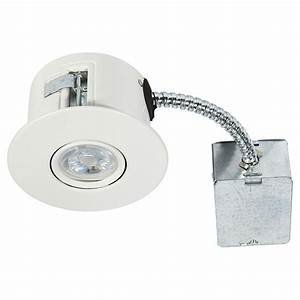 Directional Recessed Light - Flex - 7w Led