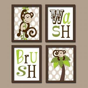 monkey bathroom decor as the top bathroom solution With monkey bathroom set