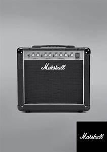 Marshall Amplification Dsl5cr Amplifier Owner U0026 39 S Manual Pdf