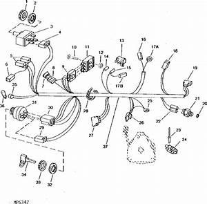 Rewiring An Ole John Deere 160