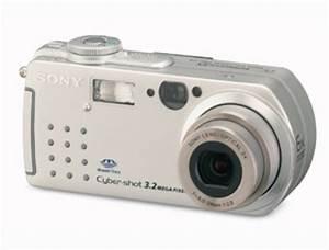 Sony Cyber Shot Dsc-p5 Service  U0026 Repair Manual