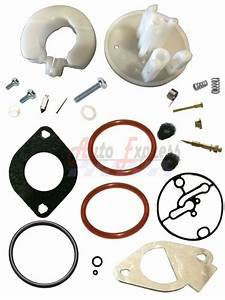 Fits Briggs  U0026 Stratton Carburetor Rebuild Kit Master