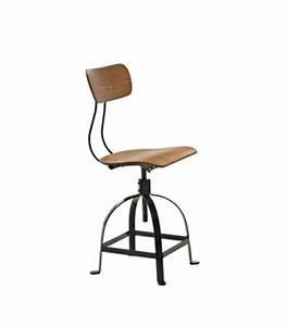 Chaise De Bureau Bois : fauteuils et si ges tendance design ~ Teatrodelosmanantiales.com Idées de Décoration