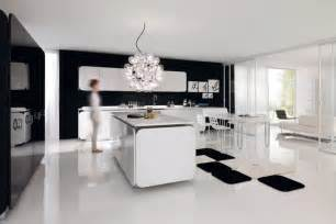 open kitchen living room design ideas applying the concept of open plan design at the contemporary home motiq home