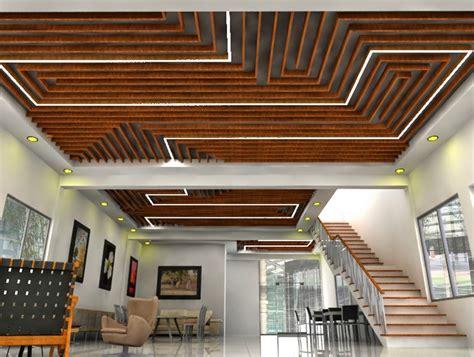 model plafon rumah minimalis referensi terbaik