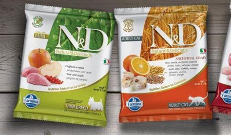 farmina dog  cat food  samples