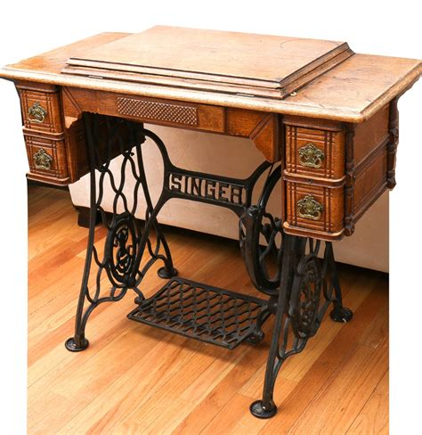singer sewing machine cabinet antique singer sewing machine with cabinet ebth
