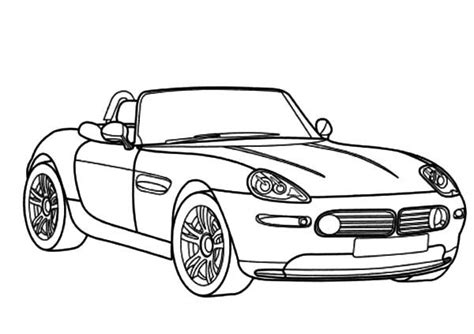 Bmw 1 Serie Kleurplaat by M5 Bmw Coloring Pages