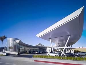 联合加油站 / Kanner Architect
