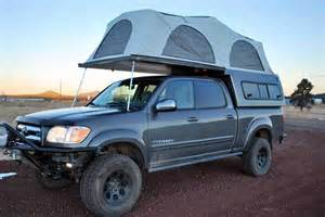 Truck Bed Camper Shells