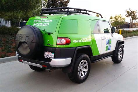 Custom Full Vehicle Wraps San Diego