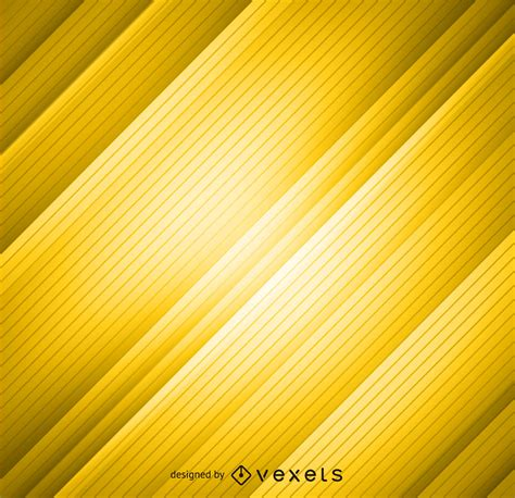 yellow striped background vector