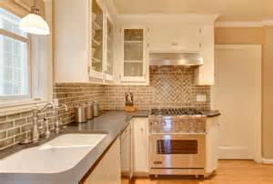 traditional backsplashes for kitchens backsplash tile patterns kitchen traditional with antlers ceiling lighting encaustic