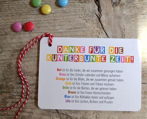 neuer freund geschenk geschenkanh 228 nger 10 x dank abschied kindergarten kita postkarten ein designerst 252 ck
