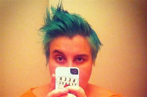 jeux de société cuisine se colorer les cheveux en vert madmoizelle com