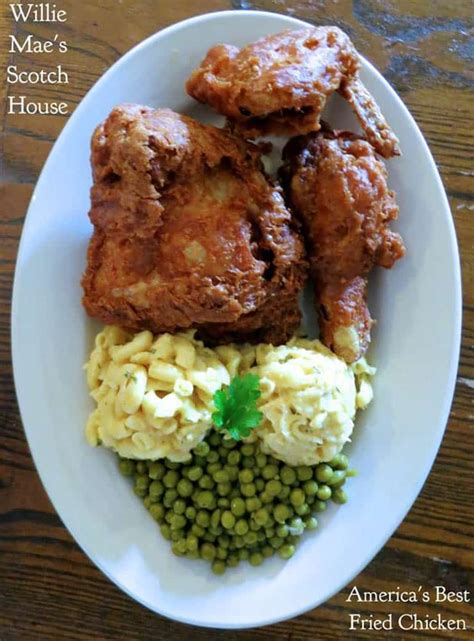 cuisine mae willie mae 39 s in orleans