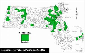 Walsh Proposes 21 As Legal Age For Tobacco Sales In Boston ...
