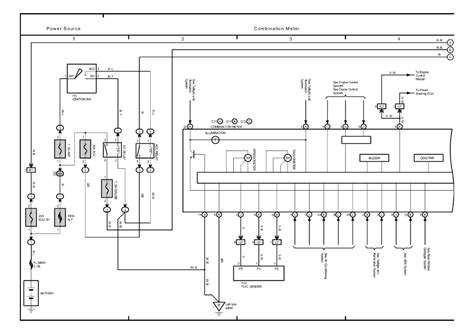 Wiring Diagram 2004 Toyotum Carolla Ce by Repair Guides