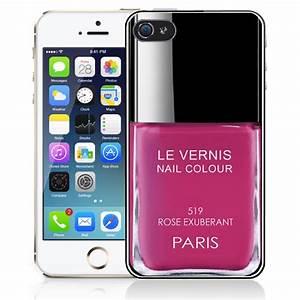 Coque Iphone 6 : coque vernis iphone 6 6s iphony ~ Teatrodelosmanantiales.com Idées de Décoration
