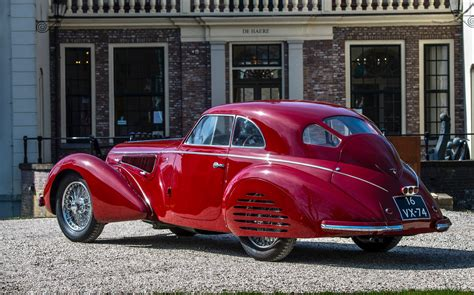 artcurial adds alfa romeo 8c 2900 touring berlinetta to its retromobile docket