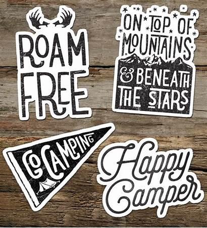 Adventure Sticker Stickers Cabin Supply
