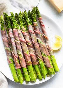 Prosciutto Wrapped Asparagus Recipe SimplyRecipes com