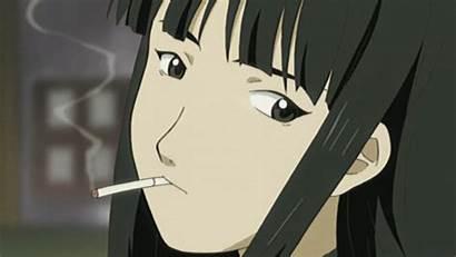 Anime Manga Smoking Reki Cigarettes Meme Face
